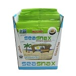 CASE - SeaSnax Wasabi Singles (16/case)