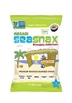 SeaSnax Wasabi Grab & Go (6-Pack)